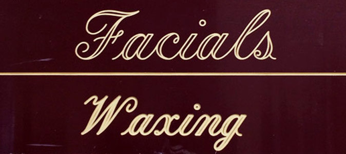 A Special Look Facials Waxing